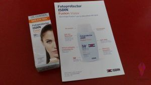 Fotoprotector Fusion Water (Isdin)