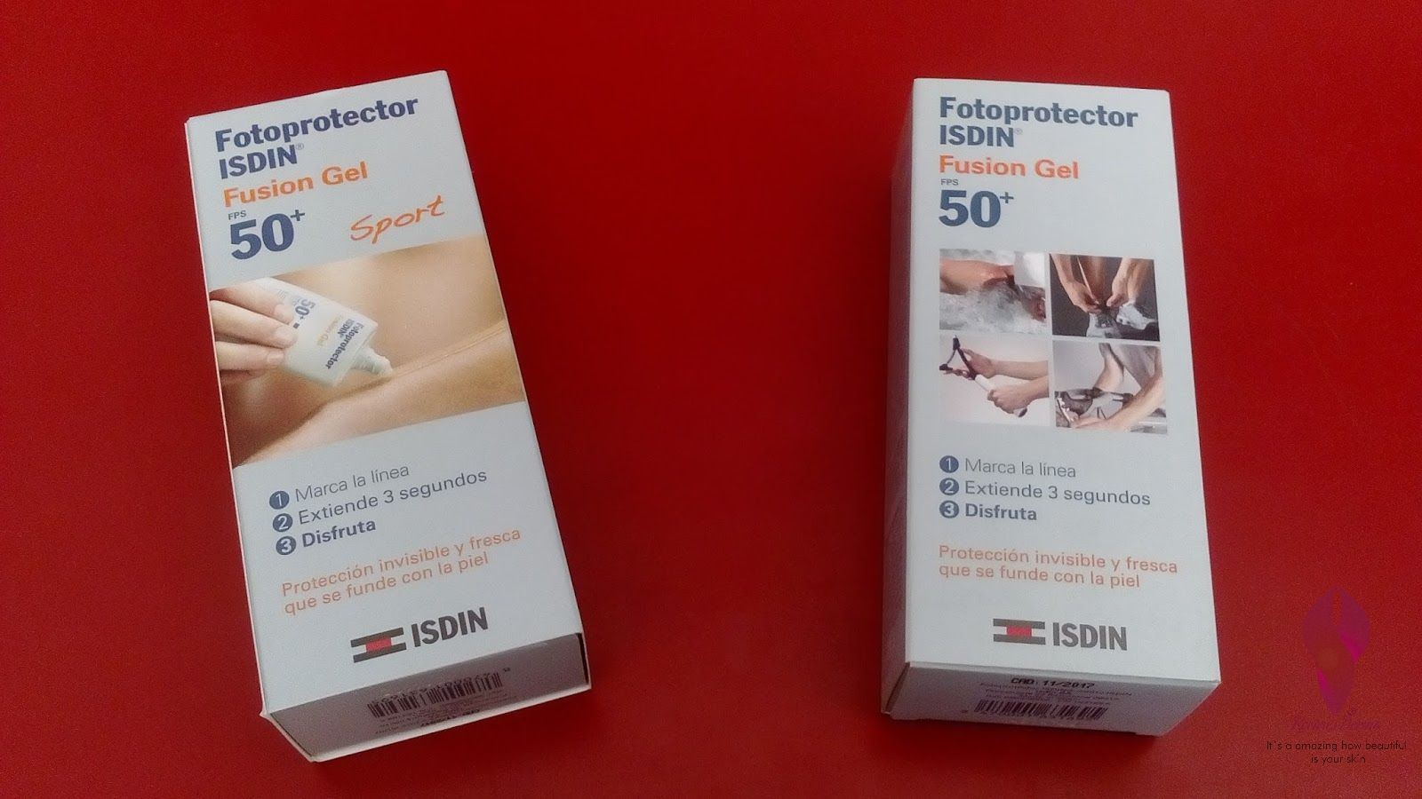 Fotoprotector Isdin Fusion Gel